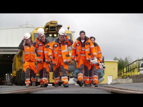 STRABAG Rail - Direktion Bahnbau Ausbildung