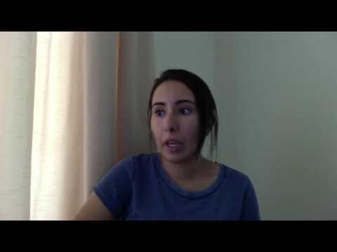 Sheikha (Princess) Latifa Al Maktoum - FULL UNEDITED VIDEO - #FreeLatifa
