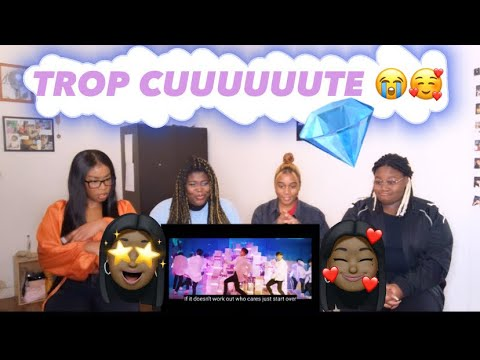 Vidéo TREASURE - MY TREASURE MV  REACTION FR