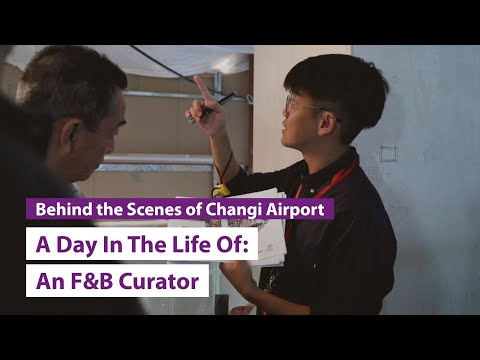 A Day In The Life Of: An F&B Curator