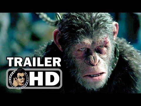 "WAR FOR THE PLANET OF THE APES ""I Came For You"" Clip + Trailer (2017) Sci-Fi Movie HD"