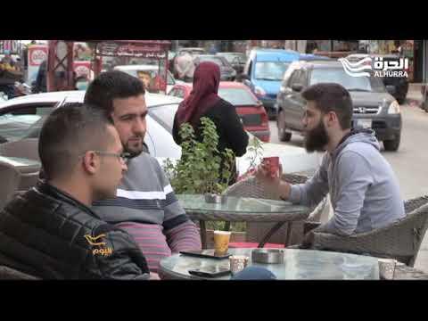 قهوة أبو مشهور... تروي قصص المسافرين