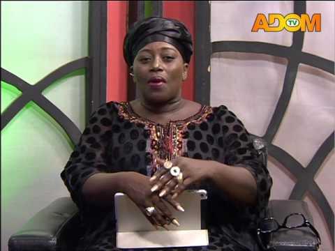 Odo Ahomaso on Adom TV (19-1-17)