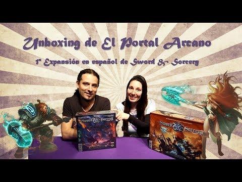 Yo Tenía Un Juego De Mesa TV #27 - Sword & Sorcery - El Portal Arcano