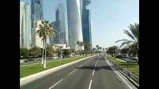 The Corniche Doha Qatar One of the Most Beautiful Places