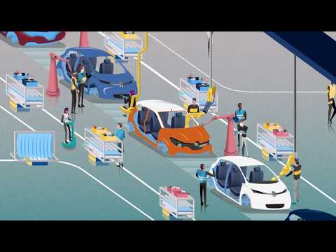 The future in Renault plants | Groupe Renault