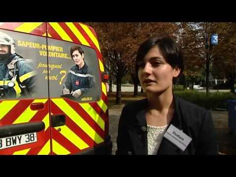 Etre étudiant et pompier volontaire à l'Université