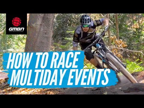 How To Race Multiday Events | GMBN's Tips For Racing