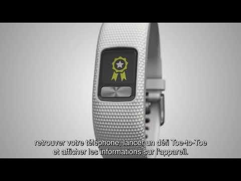 Garmin vivofit 4 - Exploitez tout le potentiel de votre appareil