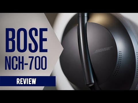 Sickest Noise Cancelling Ever?! – Bose 700 Headphones Review