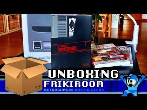 Unboxing - La Biblia de Nintendo