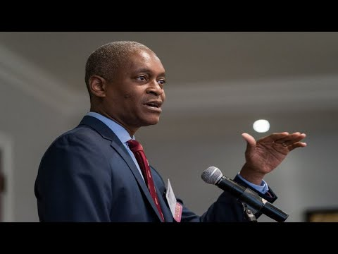 Fed's Bostic Says He's Comfortable With Inflation Above 2%