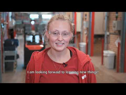 Join AGA's state of the art gas cylinder facility in Enköping!
