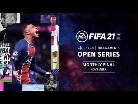 FIFA 21 : Monthly Finals EU : PS4 Tournaments Open Series