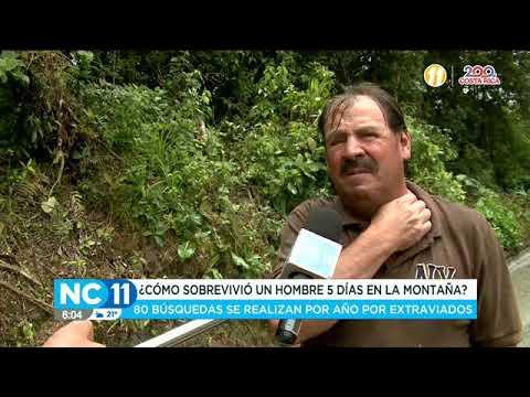 Se realizan hasta 80 búsquedas de personas en montañas por año