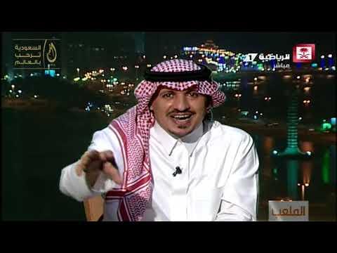علي الزهراني - الأهلي هو من عرف آسيا على الكرة السعودية #برنامج_الملعب