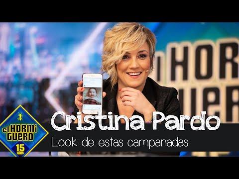 Cristina Pardo adelanta algunos detalles sobre su look para dar las Campanadas – El Hormiguero