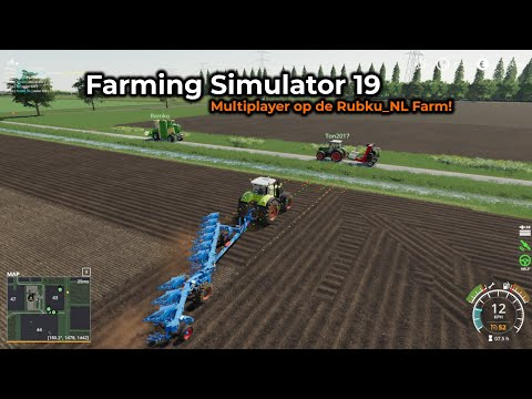 Farming Simulator 19 -- 24/09/2019