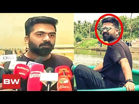 Simbu's Surprise Boat Ride at Salem