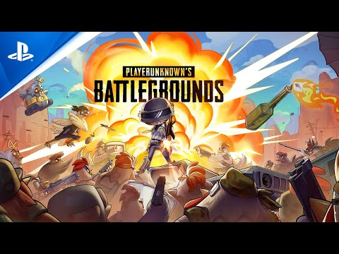 PUBG - PlayerOmnom's Battlegrounds Mode Update | PS4