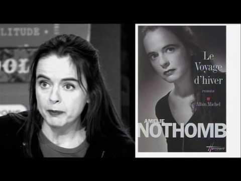 Vid�o de Am�lie Nothomb