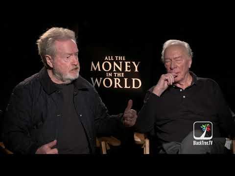 Director Ridley Scott and Christopher Plummer Interview