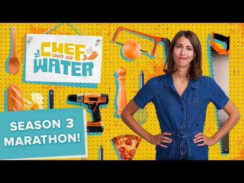Chef Out Of Water Season 3 Marathon ? Tasty