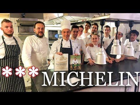 Моя стажировка во Франции. Ресторан Flocons dе Sel три звезды Мишлен. Записки повара. photo
