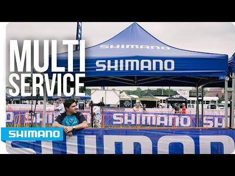 Cyclocross Season with Shimano Multi Service | SHIMANO