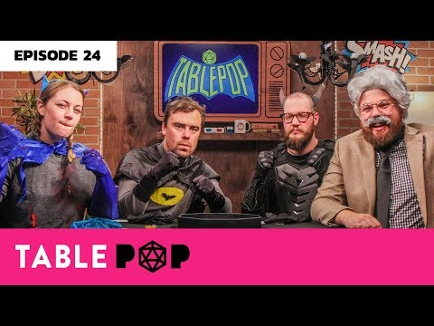 We Played The Most Wholesome Batman RPG (w/ Pat Cassels)