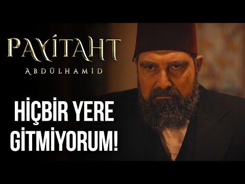 """""""Bana bir silah verin!""""  I Payitaht Abdülhamid 135. Bölüm"""