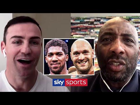 Analysing Anthony Joshua vs Tyson Fury 👊 | Johnny Nelson & Matthew Macklin's intense debate 3