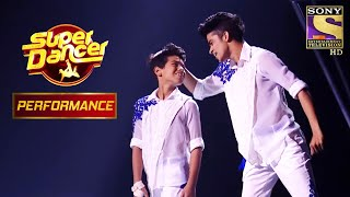 "Pratik And Ritik's Splendid Performance On ""Hawayein"" 