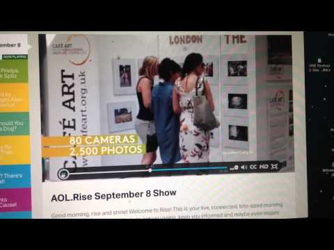 AOL Rise feature 8th Sept 2015
