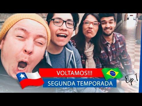 Manual para sobreviver no Brasil e no Chile - ep.1  | La Mirada Chilena
