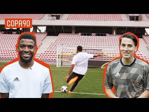 The Secret To Being A French Wonderkid with Thomas Lemar