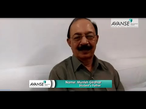 Parent Testimonial - Study in USA - Avanse Education Loans