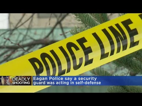Police Believe Eagan Security Guard Shooting Was Self-Defense