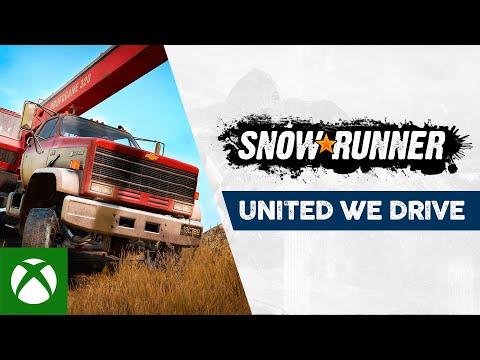 SnowRunner - United We Drive