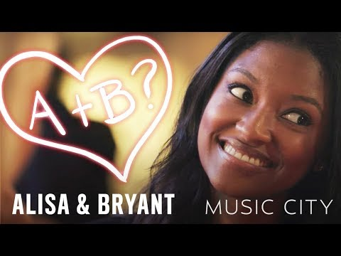 MUSIC CITY on CMT I Is Alisa Crushing on Bryant?
