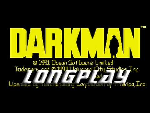 Darkman (Commodore Amiga) Longplay