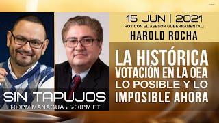 CAFE CON VOZ | Luis Galeano con Harold Rocha | 15-Jun-2021