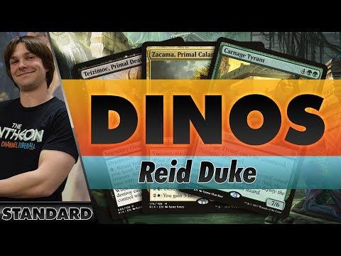 Dinos - Standard   Channel Reid