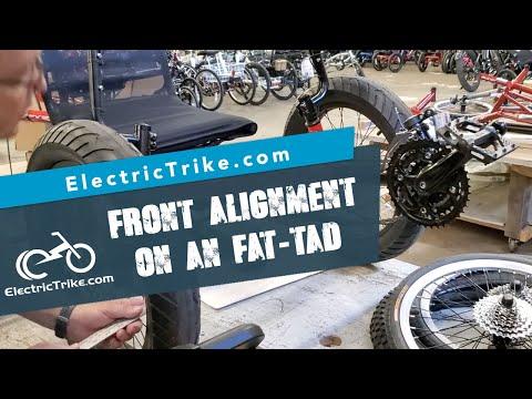 Front Wheel Alignment, Fat Tad
