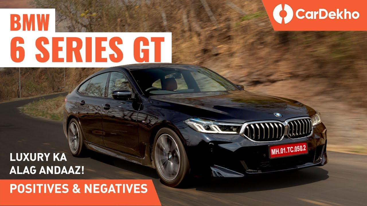 BMW 6 Series GT Pros, Cons And Should You Buy One? | हिंदी में | CarDekho.com