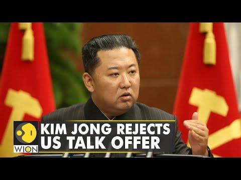 North Korea's Kim Jong Un rejects US dialogue proposal  Latest World English News  WION