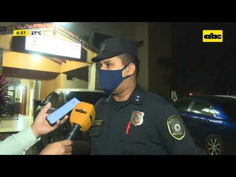 Balacera en asalto deja un policía herido