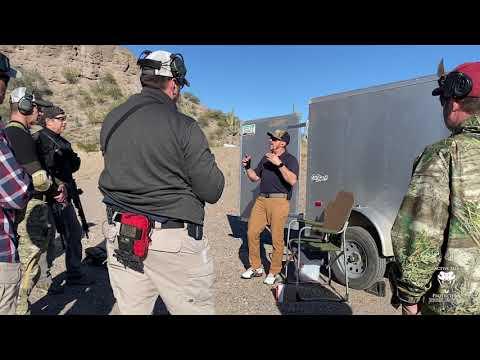 Jeff Gonzales Carbine Class (Part 5 - Zeroes)
