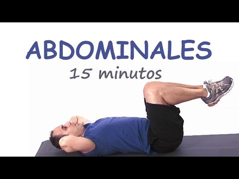 Rutina completa de abdominales (recto y oblicuo) para hacer en casa