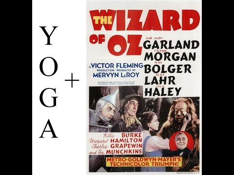 Yoga Symbolism in The Wizard of Oz